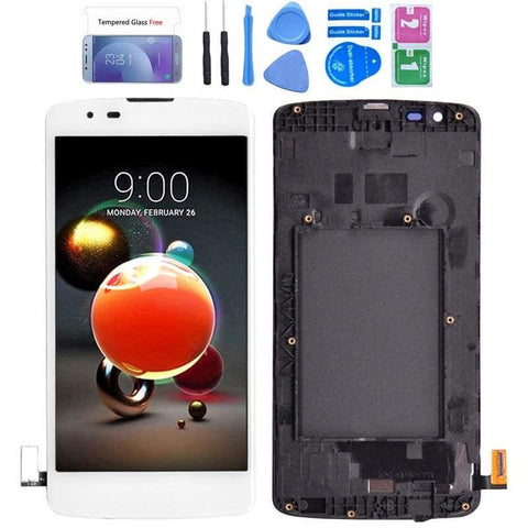 Image of LCD Touch Screen Digitizer Display for LG K8 LTE K350 K350N K350E K350DS - LCDs & Digitizers