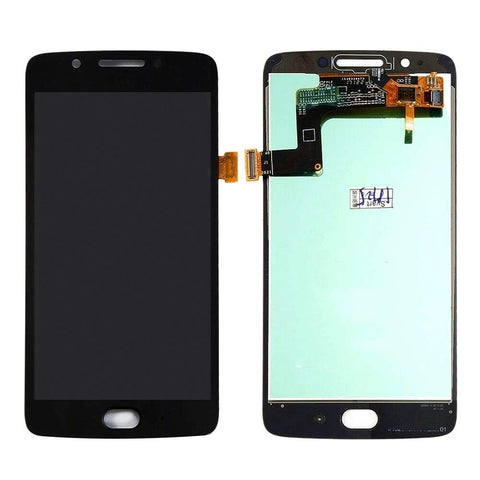 Image of LCD Touch Screen Digitizer Display for Motorola Moto G5 XT1672 XT1676 - Black LCD No Frame - LCDs & Digitizers