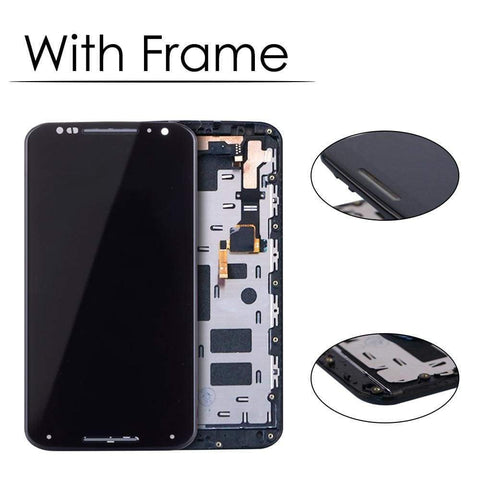 Image of LCD Touch Screen Digitizer Display for Motorola Moto X2 XT1092 XT1096 XT1097 - LCD's & Digitizers
