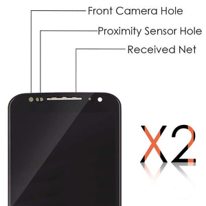 LCD Touch Screen Digitizer Display for Motorola Moto X2 XT1092 XT1096 XT1097 - LCD's & Digitizers