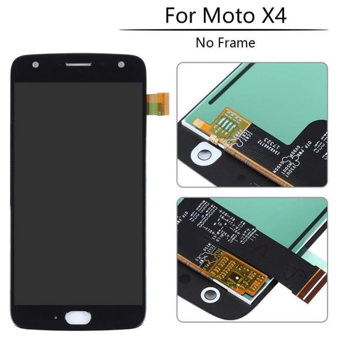 LCD Touch Screen Digitizer Display For Motorola Moto X4 XT1900 - LCD's & Digitizers