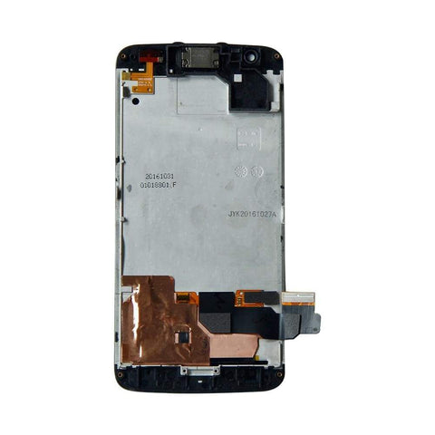 Image of LCD Touch Screen Digitizer Display for Motorola Moto Z Force Droid XT1650 - Black - LCD's & Digitizers