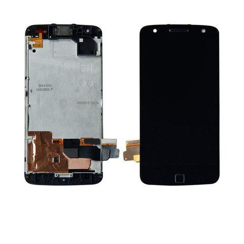 LCD Touch Screen Digitizer Display for Motorola Moto Z Force Droid XT1650 - Black - LCD's & Digitizers