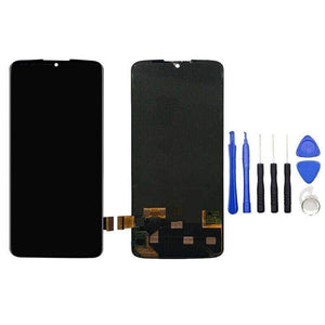 LCD Touch Screen Digitizer Display for Motorola Moto Z4 XT1980-3 XT1980-4 - Black - LCD's & Digitizers