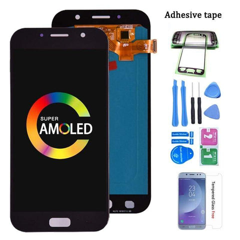 LCD Touch Screen Digitizer Display for SAMSUNG Galaxy A7 2017 A720 A720F - LCDs & Digitizers
