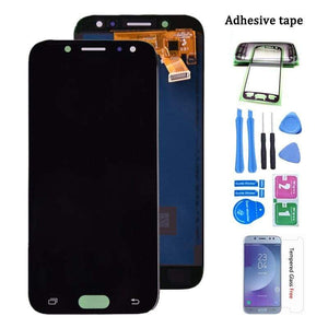 LCD Touch Screen Digitizer Display for Samsung Galaxy J5 Pro 2017 J530 J530F - Blue - LCDs & Digitizers