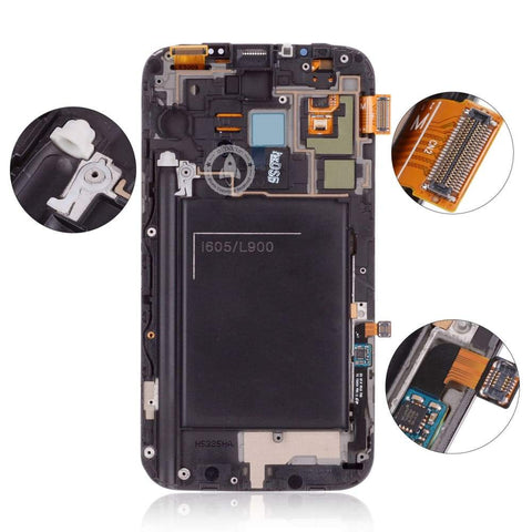 LCD Touch Screen Digitizer Display for Samsung Galaxy Note 2 N7100 N7105 I317 - LCDs & Digitizers