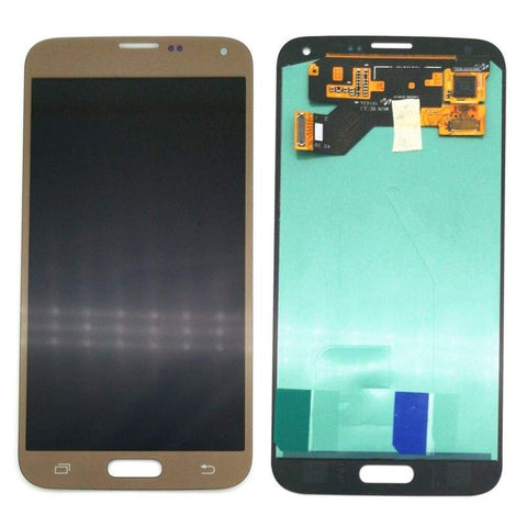 LCD Touch Screen Digitizer Display for Samsung Galaxy S5 Neo SM-G903W SM-G903F - Gold - LCDs & Digitizers