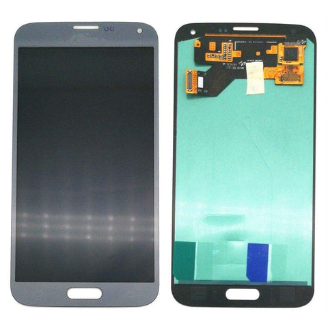 Image of LCD Touch Screen Digitizer Display for Samsung Galaxy S5 Neo SM-G903W SM-G903F - Silver - LCDs & Digitizers