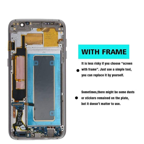 Image of LCD Touch Screen Digitizer Display for Samsung Galaxy S7 Edge G935W8 G935A G935F - LCDs & Digitizers