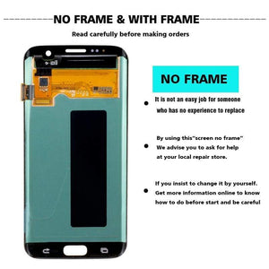 LCD Touch Screen Digitizer Display for Samsung Galaxy S7 Edge G935W8 G935A G935F - LCDs & Digitizers