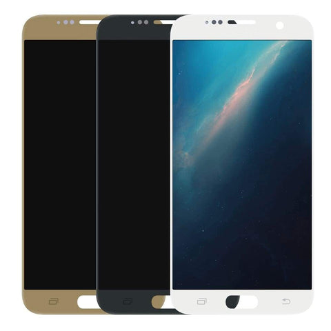 LCD Touch Screen Digitizer Display for Samsung Galaxy S7 SM-G930W8 G930A G930F - White - Parts