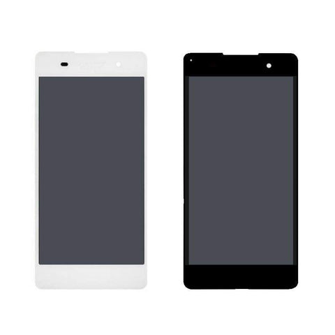 LCD Touch Screen Digitizer Display for Sony Xperia E5 F3311 F3313 - Black without frame - LCDs & Digitizers