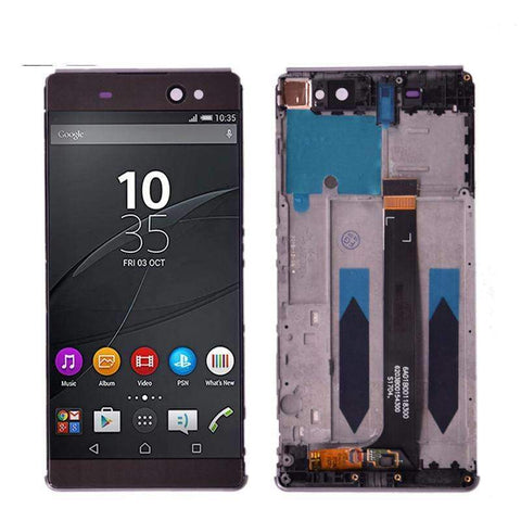 Image of LCD Touch Screen Digitizer Display for Sony Xperia XA Ultra F3211 F3212 - Black no frame - LCDs & Digitizers