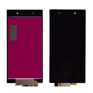 LCD Touch Screen Digitizer Display for Sony Xperia Z1 L39H C6902 C6903 - lcd no frame Black - LCDs & Digitizers