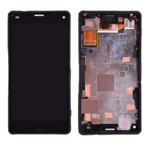 LCD Touch Screen Digitizer Display for Sony Xperia Z3 Compact Mini D5803 D5833 - without frame Black - LCDs & Digitizers