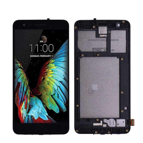 Image of LCD Touch Screen Digitizer Display Replacement for LG K7 2017 X230 X230i X230K - Black | Without Frame - LCDs & Digitizers