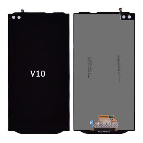 Image of LCD Touch Screen Digitizer Display Replacement for LG V10 H960 H968 H900 VS990 - Black | Without Frame - LCDs & Digitizers