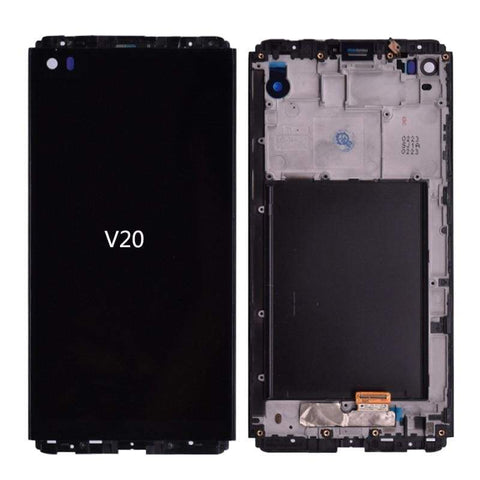 LCD Touch Screen Digitizer Display Replacement for LG V20 VS995 VS996 LS99 - Black | Without Frame - LCDs & Digitizers