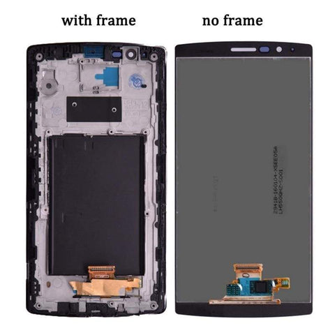 LCD Touch Screen Digitizer Display with Frame for LG G4 H810 H811 H812 H815 H818 - LCDs & Digitizers
