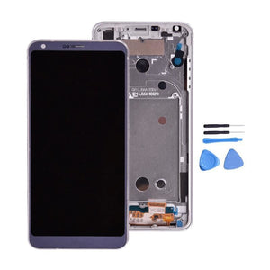 LCD Touch Screen Digitizer Display with Frame for LG G6 H870 H872 H873 LS993 - LCD's & Digitizers
