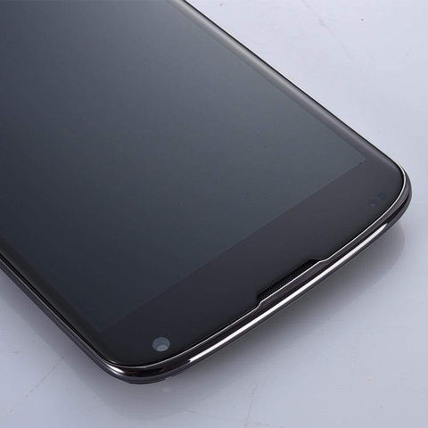 LCD Touch Screen Digitizer Display with frame for LG Google Nexus 4 E960 - LCDs & Digitizers