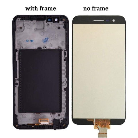 LCD Touch Screen Digitizer for LG K10 2017 M250N X400 K20 Plus MP260 TP260 - Black | Without Frame - LCDs & Digitizers