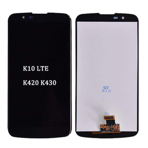 LCD Touch Screen Digitizer for LG K10 K420N K430 K420 K430DS K10TV K420TV K430TV - K10 No frame Black - LCDs & Digitizers