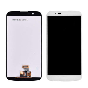 LCD Touch Screen Digitizer for LG K10 K420N K430 K420 K430DS K10TV K420TV K430TV - K10 No frame White - LCDs & Digitizers