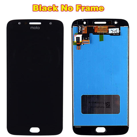 Image of LCD Touch Screen Digitizer for Motorola Moto G5S Plus XT1803 XT1805 XT1806 - Black LCD - LCDs & Digitizers