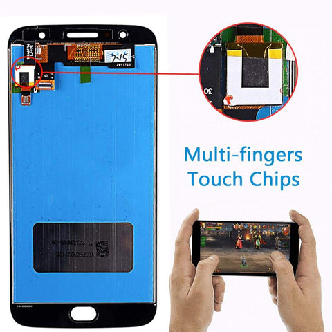 Image of LCD Touch Screen Digitizer for Motorola Moto G5S Plus XT1803 XT1805 XT1806 - LCDs & Digitizers