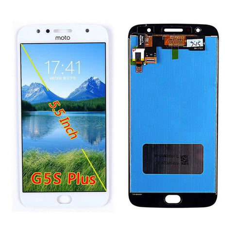 LCD Touch Screen Digitizer for Motorola Moto G5S Plus XT1803 XT1805 XT1806 - LCDs & Digitizers