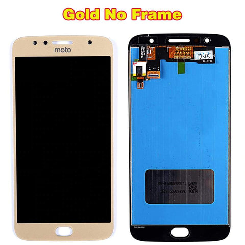 LCD Touch Screen Digitizer for Motorola Moto G5S Plus XT1803 XT1805 XT1806 - Gold LCD - LCDs & Digitizers