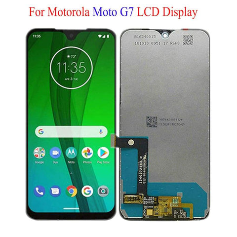 LCD Touch Screen Digitizer for Motorola Moto G7 / G7 Plus / G7 Power / G7 Play - LCDs & Digitizers