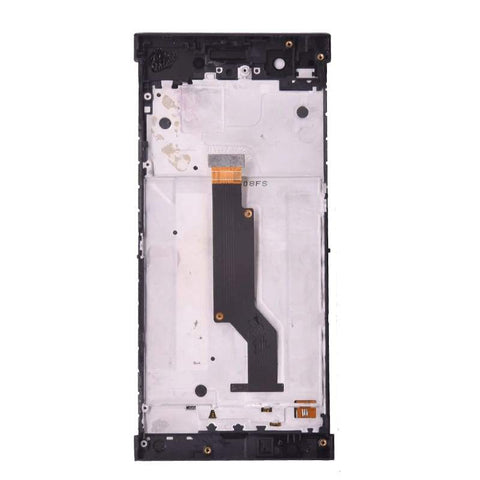LCD Touch Screen Digitizer for Sony Xperia XA1 G3121 G3112 G3125 G3116 G3123 - Black with frame - LCDs & Digitizers