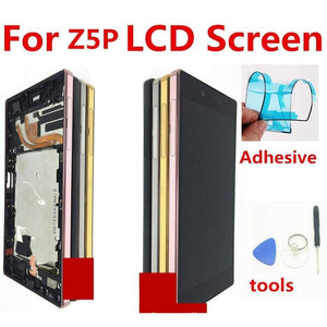 LCD Touch Screen Digitizer for Sony Xperia Z5 Premium + Frame E6853 E6883 E6833 - LCDs & Digitizers