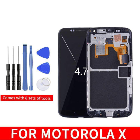 LCD Touch Screen Digitizer Motorola Moto X XT1052 XT1053 XT1056 XT1058 XT1060 - LCD's & Digitizers