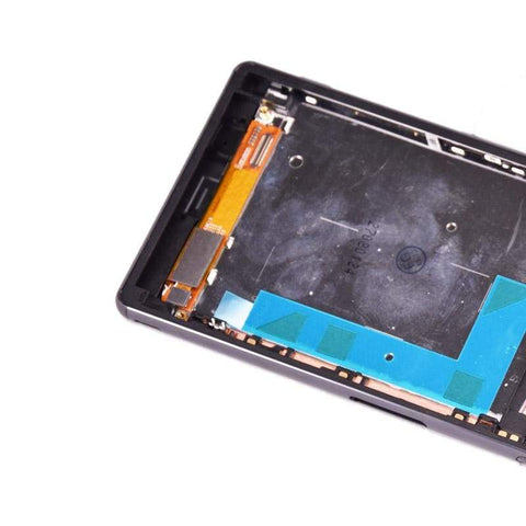 Image of LCD Touch Screen Digitizer with Frame for Sony Xperia Z3 D6603 D6643 D6646 D6653 - LCDs & Digitizers