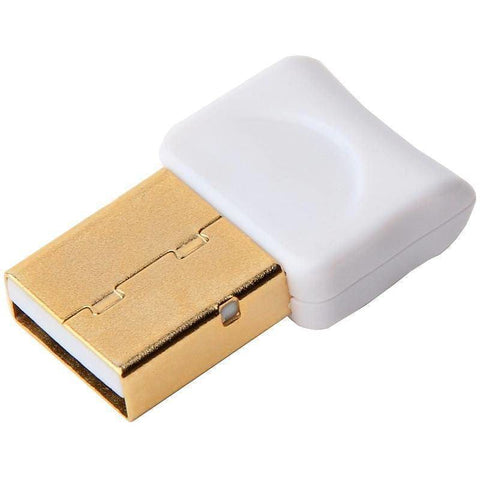 Mini USB Bluetooth Dongle Adapter V 4.0 Dual Mode for PC Windows XP Vista 7 8 10 - Other Accessories