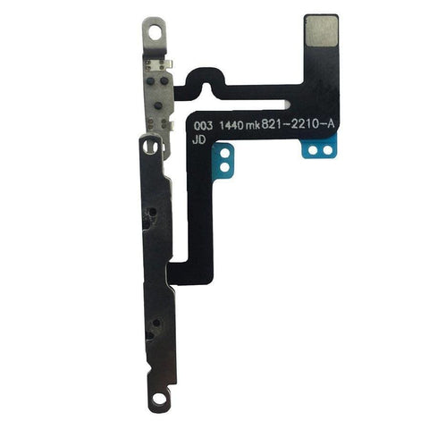Image of Mute Volume Control Button Switch Flex Cable for iPhone 6 Plus A1522 A1524 A1593 - No Tools - Volume and Mute Button