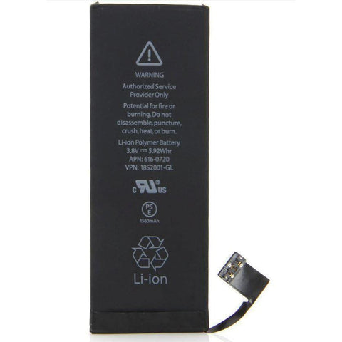 Image of New 1560 mAh Battery + Tools for iPhone 5S A1453 A1457 A1518 A1528 A1530 A1533 - Batteries