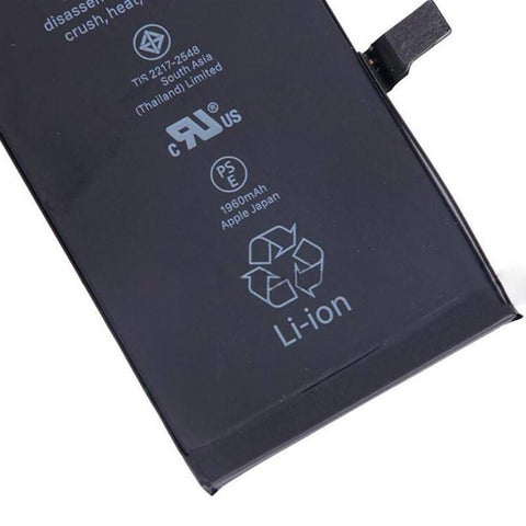 Image of New 1960 mAh Replacement Battery + Tools for iPhone 7 A1660 A1778 A1779 - Batteries