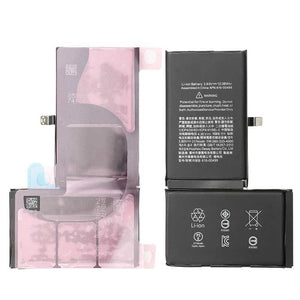 New 3174 mAh Battery with Adhesive for iPhone XS Max A1921 A2101 A2102 A2104 - Batteries