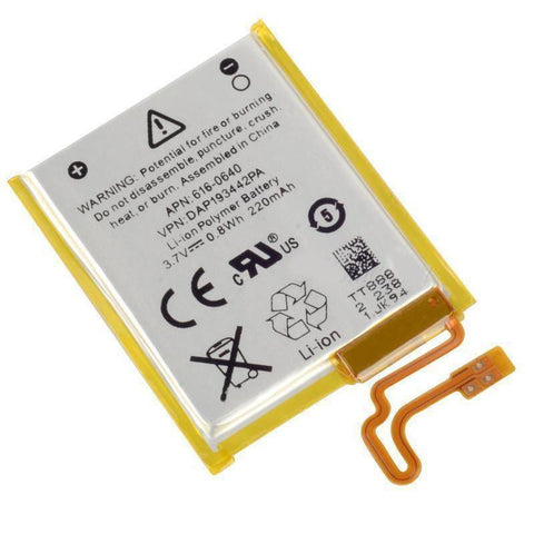 Image of New Apple iPod Nano 7th Gen Generation Replacement battery + Free tools 616-0640 - Batteries