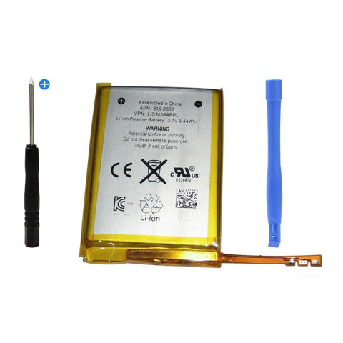 Image of New Apple iPod Touch 4th Generation 4G Replacement battery + Free tools - Batteries