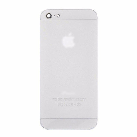 Image of New iPhone 5 Back Housing Mid Frame Assembly with Cables Parts tools - White - Housing Assembly
