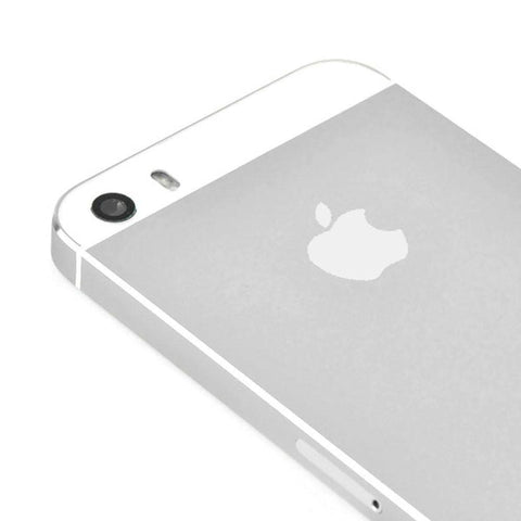 Image of New iPhone 5S Back Housing Mid Frame Assembly with Cables Parts tools - Silver - Housing Assembly