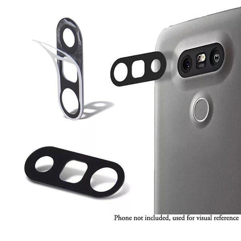 Image of New LG G5 Rear Camera Lens Glass Cover Bezel for H850 H840 VS987 H820 H830 H831 LS992 - Camera Lens Cover