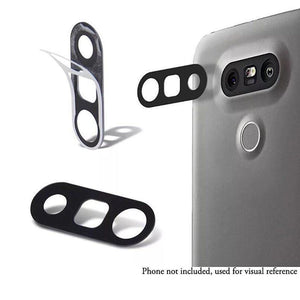 New LG G5 Rear Camera Lens Glass Cover Bezel for H850 H840 VS987 H820 H830 H831 LS992 - Camera Lens Cover