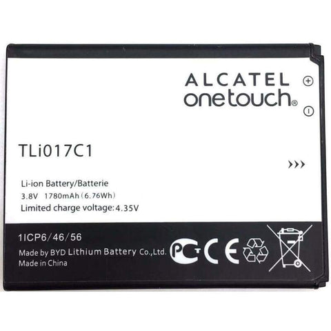 New OEM Alcatel TLi017C1 Battery for One Touch OT-5027B DAWN OT-4060O STREAK OT-4060A IDEAL - Parts